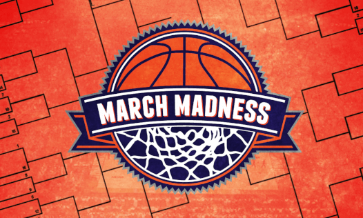 March Maddness Basketball
